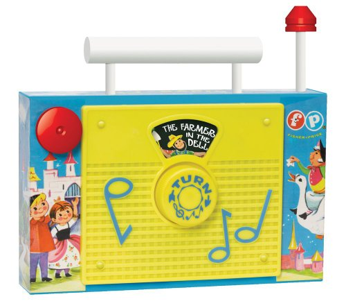 Fisher Price Classic TV Radio