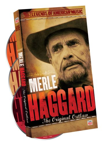 MERLE HAGGARD - Legends of American Music: The Original Outlaw - Zortam Music