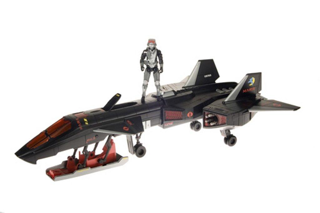 G.I.JOE Movie Night Raven Fahrzeug mit Figur günstig bestellen