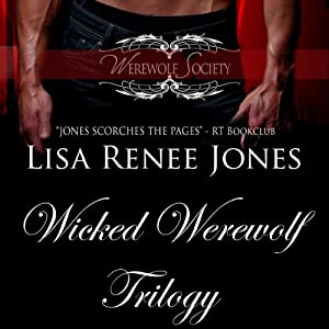 The Werewolf Society Box Set Audiobook
