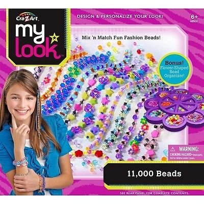 My Look Mix n Match Fun Fashion Beads - 1