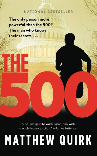 The 500: A Novel (Mike Ford Book 1)