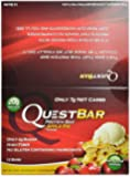 Quest Nutrition Protein Bars, Apple Pie, 2.12 Ounce, Pack of 12