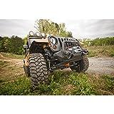 Jeep Wrangler JK Rugged Ridge XHD Front Bumper Base Jeep