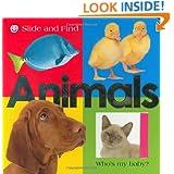 Slide and Find - Animals