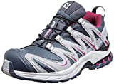 [サロモン] salomon XA PRO 3D GTX W L36889900 L36889900 (GREY DENIM/PEARL GREY/MYSTIC PURPLE/24)
