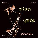 Stan Getz Quartets [LP]