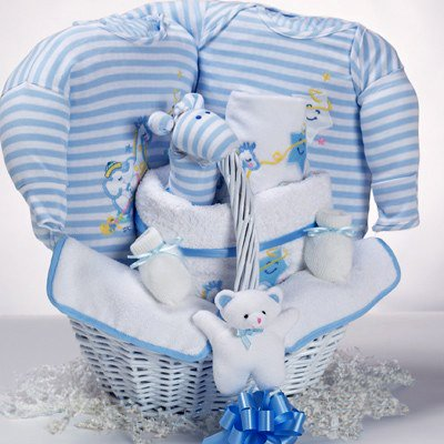 Catch-A-Star Gift Basket (Boy)