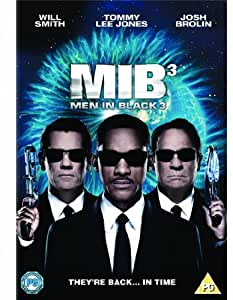 Men in Black 3 [DVD] [2012]