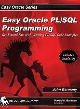Easy Oracle PL by John Garmany