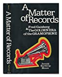 img - for A Matter of Records book / textbook / text book
