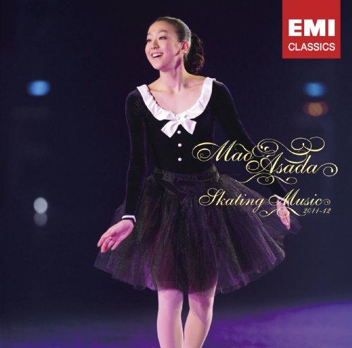 浅田真央スケーティング・ミュージック2011-12(DVD付)