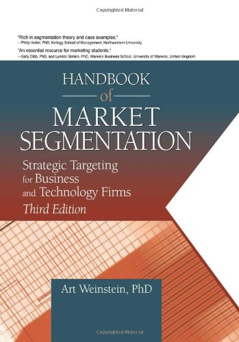 Handbook of Market Segmentation: Strategic Targeting for...