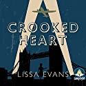Crooked Heart Audiobook by Lissa Evans Narrated by Jo Unwin