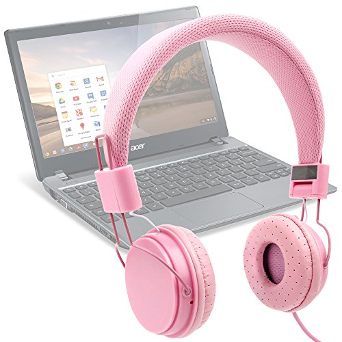 duragadget-pink-ultra-stylish-kids-fashion-headphones-with-padded-design-button-remote-and-microphon