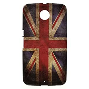 JOY LONDON Designer Series Back Cover for Motorola Nexus 6 - D2