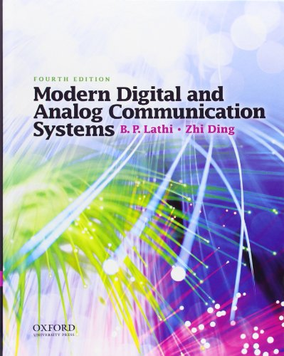 Modern Digital and Analog Communication Systems (Oxford...