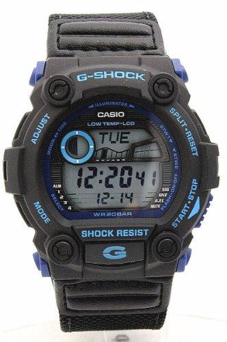 Casio G-Shock Black Blue Mens Watch – Casio G7900MS-1B