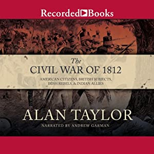 Civil War of 1812 Audiobook
