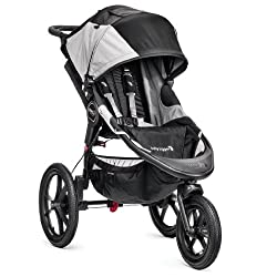 Baby Jogger Summit X3 Single Stroller Black/Gray