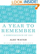 A Year to Remember (Bloomsbury Reader)