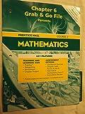 Prentice Hall Mathematics Chapter 6 Grab & Go File Percents Course 2