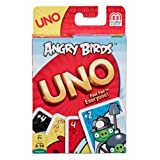 Mattel Angry Birds Uno Card Game