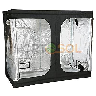 HORTOSOL Grow Tent 240x120x200 cm