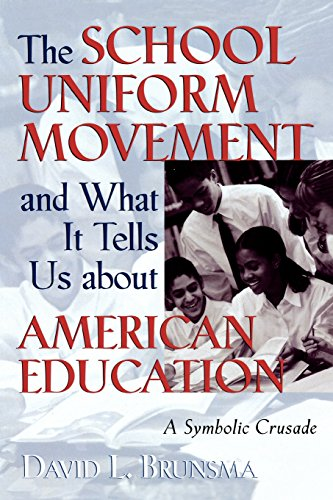 uniforms in public schools a decade of research and debate Drake university edl 274: community their findings support the need for more examination of the uniform debate uniforms in public schools: a decade of.