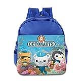 Kids The Octonauts School Backpack Cute Children School Bag