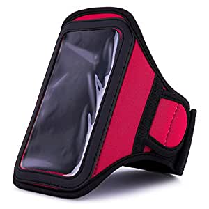 VangoddyTM Athlete's Choice Pink Neoprene Workout Armband