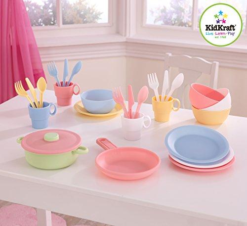 27 pc Cookware Playset - Pastel JungleDealsBlog.com