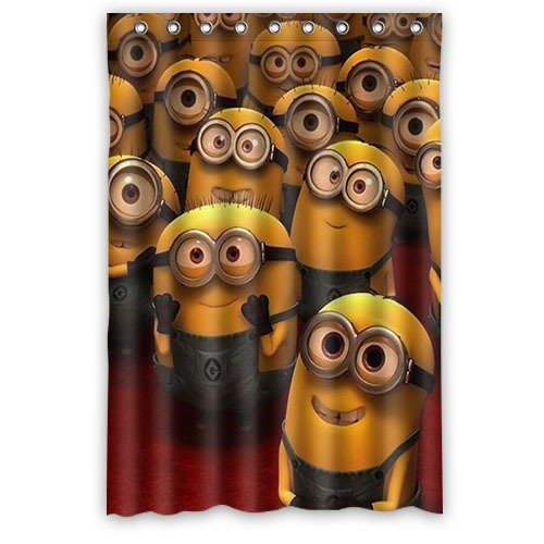 Minion Waterproof Polyester Fabric