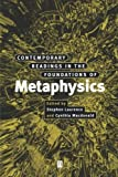img - for Contemporary Readings in the Foundations of Metaphysics by Cynthia Macdonald (1998-09-08) book / textbook / text book