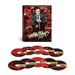 Tarantino XX 8-Film Collection [Blu-ray] (Pulp Fiction/Inglourious Basterds/Reservoir Dogs/Kill Bill Vol. 1/Kill Bill Vol. 2/Jackie Brown/Death Proof/True Romance)