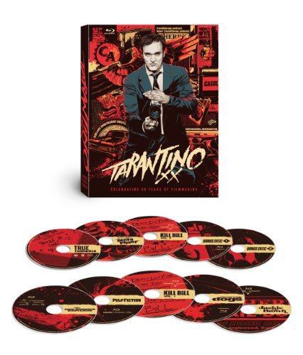 Tarantino XX 8 Film Collection [Edizione: Germania]