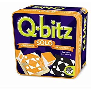 Q-bitz Solo Orange by Mindware