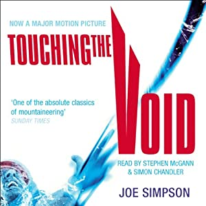 Touching the Void Audiobook