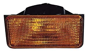 Depo 333-1621N-US-Y Dodge Dakota Driver/Passenger Side Replacement Parking/Signal Light Unit