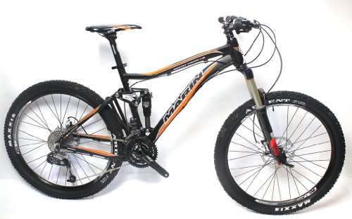 2012 Marin Mount VISION XM6 Md Full Suspension Mountain Bike Rock Shox Sram Avid New