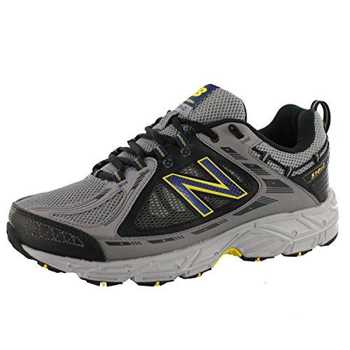 Shopping Product  Q New Balance Grey Mens Shoes Running