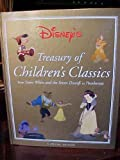img - for Disney's Treasury Of Children's Classics (From Snow White And The Seven Dwarfs To Pocahontas) book / textbook / text book