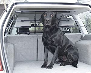 Petego Walky Guard Car Barrier for Pet Automotive Safety by Petego Egr LLC