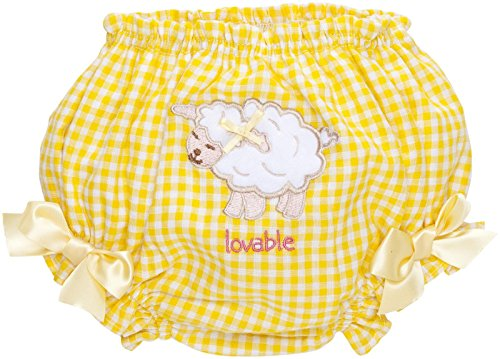 Elegant Baby Baby Girls' Diaper Cover (Baby) - Yellow - 1