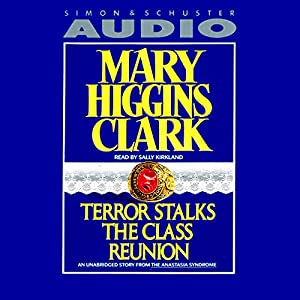 Terror Stalks the Class Reunion Audiobook