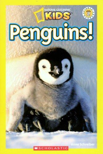 Penguins! (National Geographic Kids, Level 2)