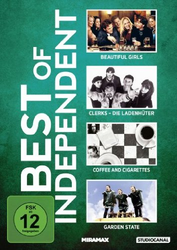 Best of Independent: Beautiful Girls / Clerks - Die Ladenhüter / Garden State / u.a. [4 DVDs]