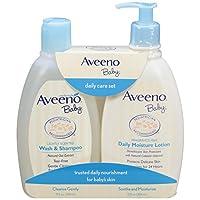 Aveeno Baby Daily Care Set, 2 Items from Johnson & Johnson Consumer Inc.