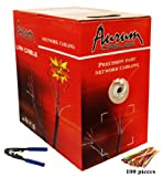 Aurum Cables 4 pair CAT5e - 24 AWG
