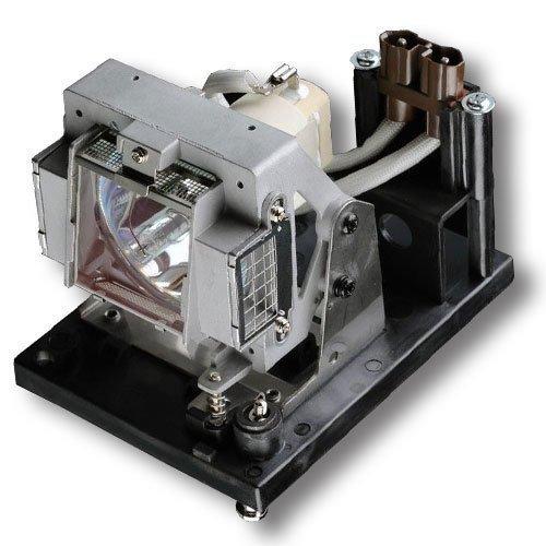 haiwo NP12LP/60002748de haute qualité Ampoule de projecteur de remplacement compatible avec boîtier pour NEC NP4100/NP4100W (simple).